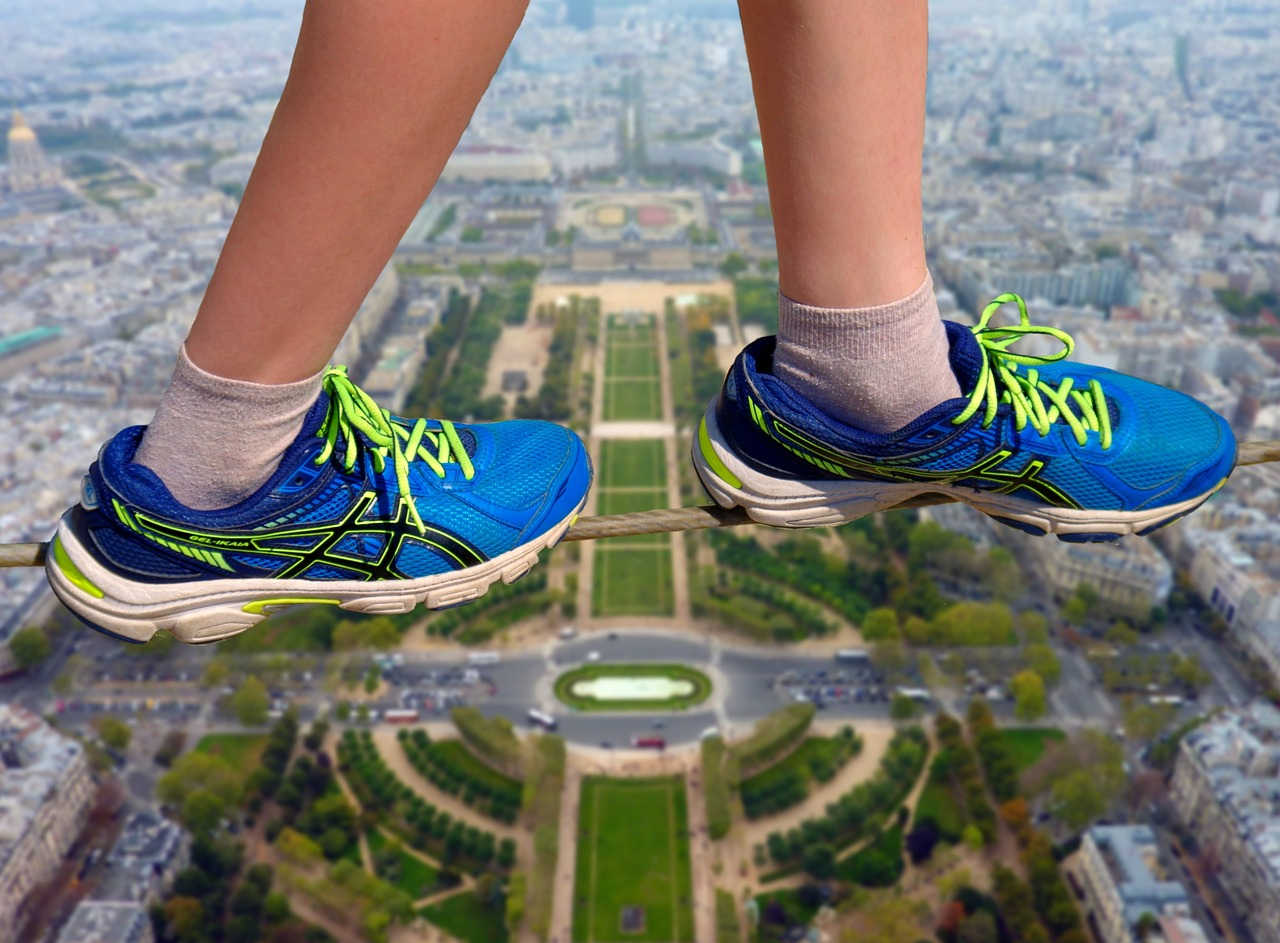 Walking the tightrope: always be testing