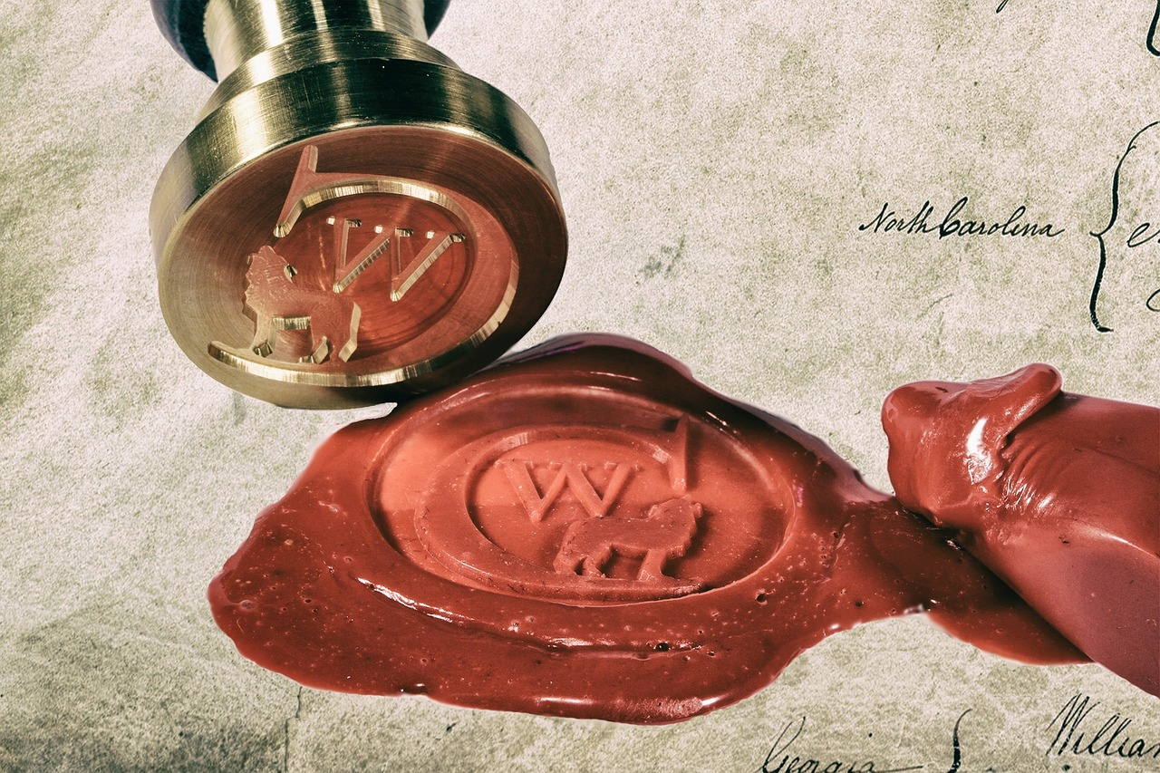 Wax and seal
